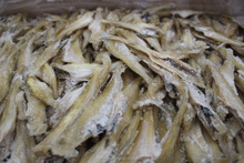 Seasoned Dried Headless Cod Fish