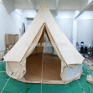 5M cabin tent of camping survival kits family tent outdoor tent camping equipment