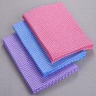 Hygiene system supplies cleaning cloths