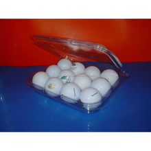 Golf Ball Clamshell Box