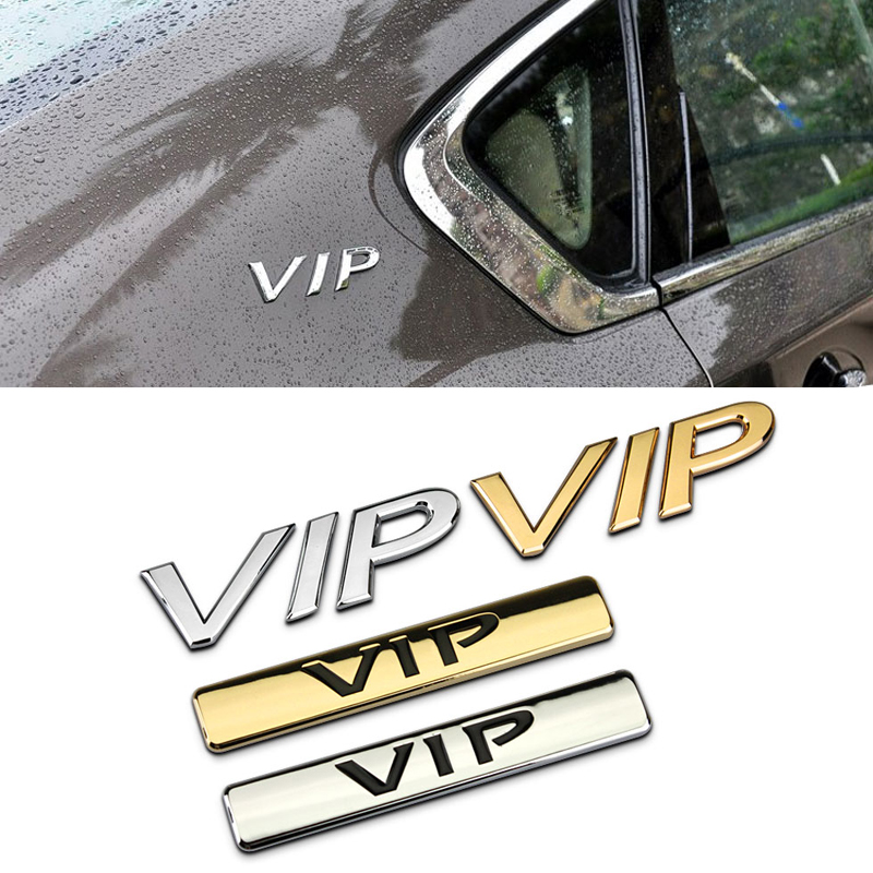 Car Metal Crystal Bonnet Badge Emblem Luxury Vip Crown 3d: Compare Prices On Vip Logos- Online Shopping/Buy Low Price