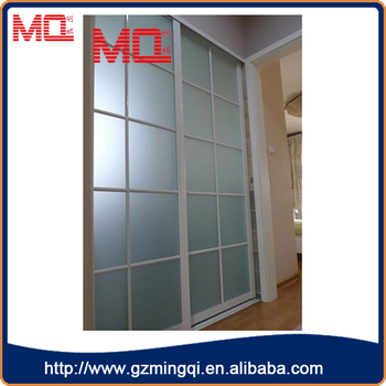Pvc Bathroom Door Grill Design Stainless Steel Interior Grids Glass