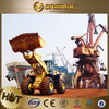 liugong CLG888 wheel loader for loading
