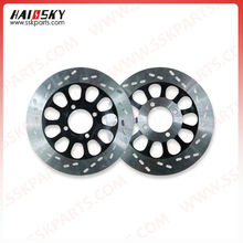 HAISSKY brake disc rotor for SUZUKI GN125