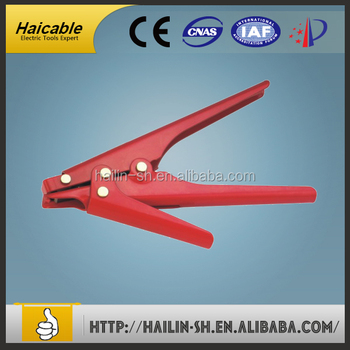 Hs-519 Work With Nylon Cable Tie From 2.5mm To 9.5mm In Width ...