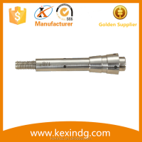 high precision spring drill collet chuck holders for air bearing spindle machines accessories