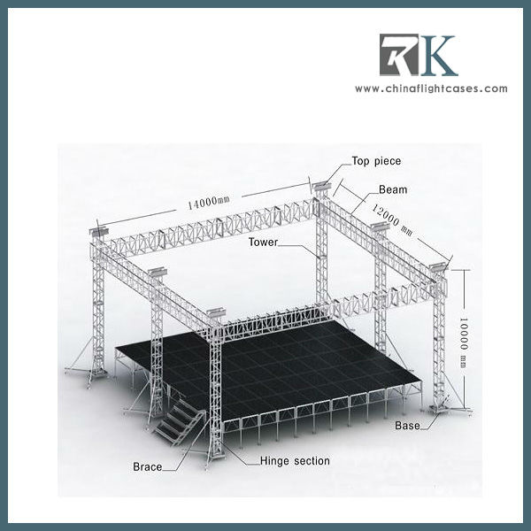2013 Rk-software Truss 4 For Roof Truss Design - Buy Truss  Software,Lighting Stand,Aluminum Truss Product on Alibaba com