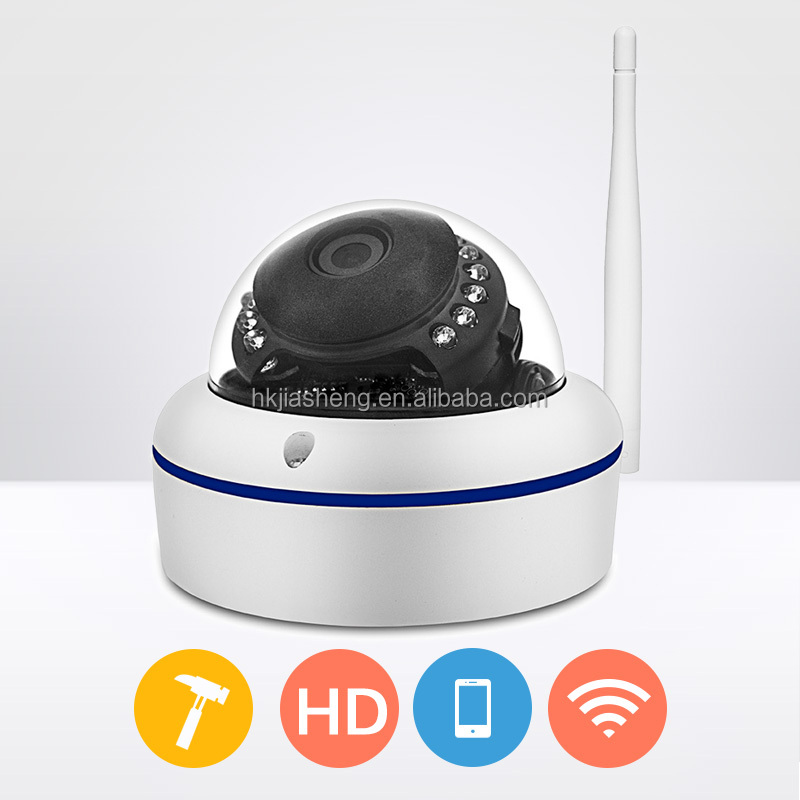 Full 1080p hd waterproof ip66 motion detce infrared onvif wifi ip wireless video camera