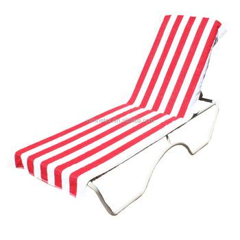 Wholesale 100% Cotton Beach Towel Lounge Chair Cover   Buy Beach Towel  Lounge Chair Cover,Cheap Chair Covers,Lounge Chair Cushion Covers Product  On ...