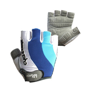 Cheap Custom Breathable Half Finger Bike Cycling Racing Gloves