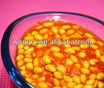 how to eat canned baked beans in tomato sauce