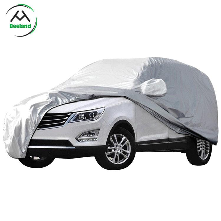 Waterdichte Ademende Stof Auto Cover Zon Bescherming Cover voor Auto