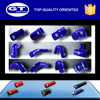 coolant pipe/ high pressure flexible heat resistant soft silicone rubber hose/tubing - A
