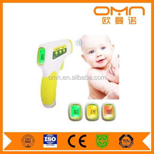 Health Care Automatic Household Medical Ambulatory Thermometer Portable Wireless Baby Body Temperature Monitor