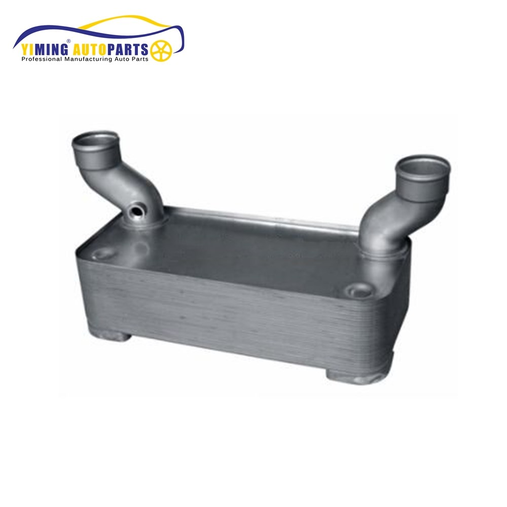Heavy Duty Truck Oil Cooler For 0501215473