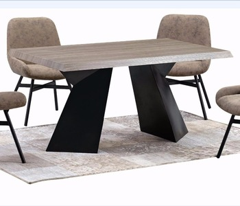 2018 Mix Size Mdf Dining Table Por Home Furniture Six Seater Wooden