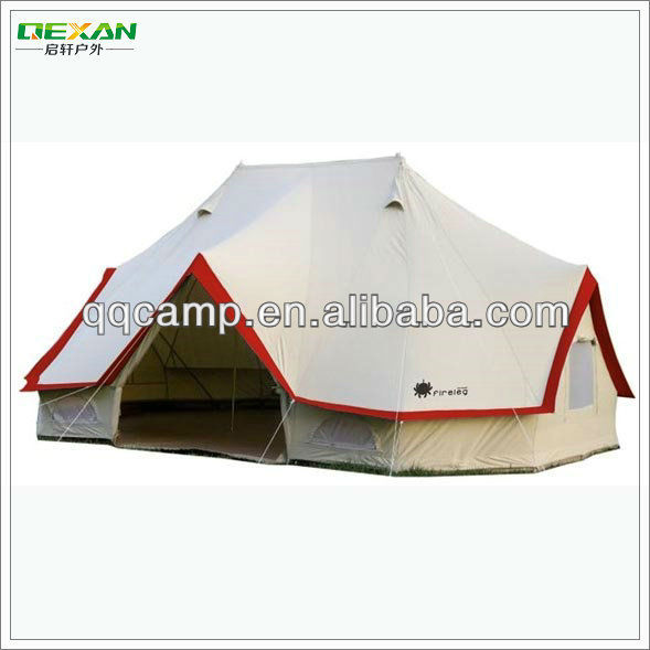 High Waterproof 100% Heavy Duty Canvas Tent For Family C&ing - Buy Heavy Duty Canvas TentCanvas Structure TentsHeavy Duty Tents For C&ing Product on ... & High Waterproof 100% Heavy Duty Canvas Tent For Family Camping ...