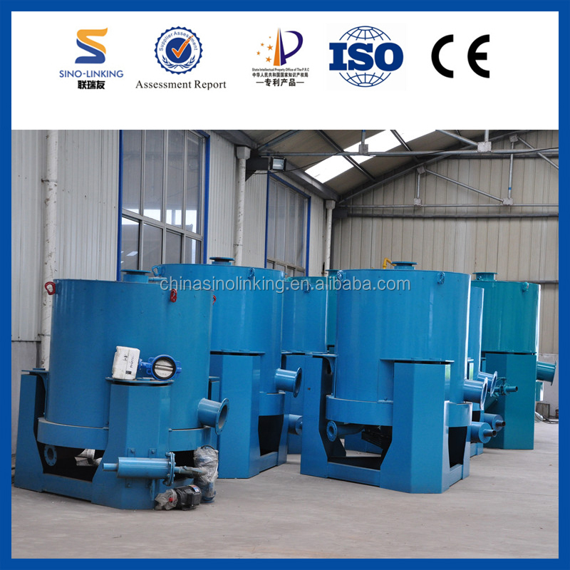 SINOLINKING One Person Operate Easily Fine Gold Recovery Methods Centrifugal Concentrator