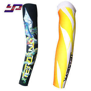Wholesale new design OEM cycling arm sleeves