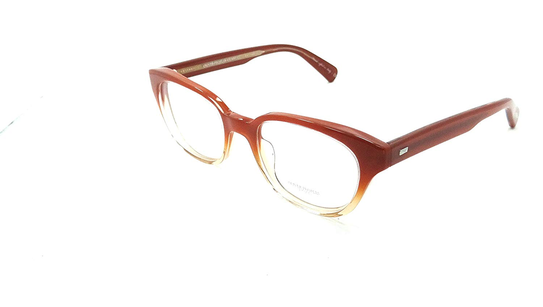 Oliver Peoples Rx Eyeglasses Frames Michaela 5240 1369 49x19 Rust Gradient