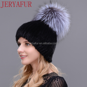 e778f5c4420de Women Winter Fox Fur Hats