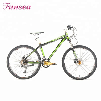 "High quality alloy material hydraulic disc brake 26"" inch 27 speeds downhill mountainbike mtb bicycle mountain bike for sale"