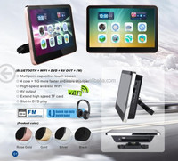 Factory supply Android system 10.1 inch car audio DVD player with touch screen,HDMI