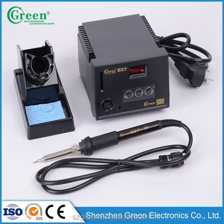 Low Price SMD Mobile Phone Temperature Controlled Soldering Station