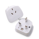 UK to Australia/China plug adapter 3 Pin Travel adaptor with 13A fuse