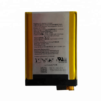 China Battery Manufacturer For BlackBerry Q5 Original Battery 0 Not Charging
