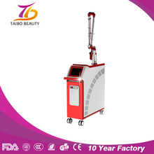 2016 wholesale alibaba express tattoo removal beauty equipment/Taibo nd yay laser machine/CE approve laser type beauty equipment