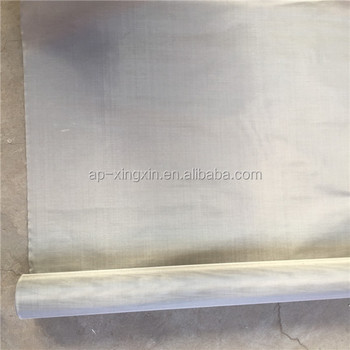 304 Galvanized Stainless Steel Wire Mesh 500 Micron Wick Screen ...