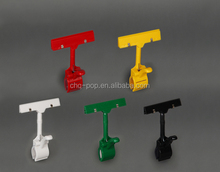 Plastic promotion Pop Clips/Display Clips