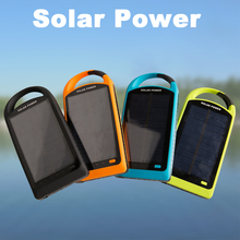 solar battery chargers 8000Mah portable USB solar energy panel power bank/inverter charger solar panel
