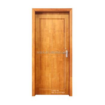 Cheap Modren Wooden Bedroom Door Design Interior Door - Buy Modern ...