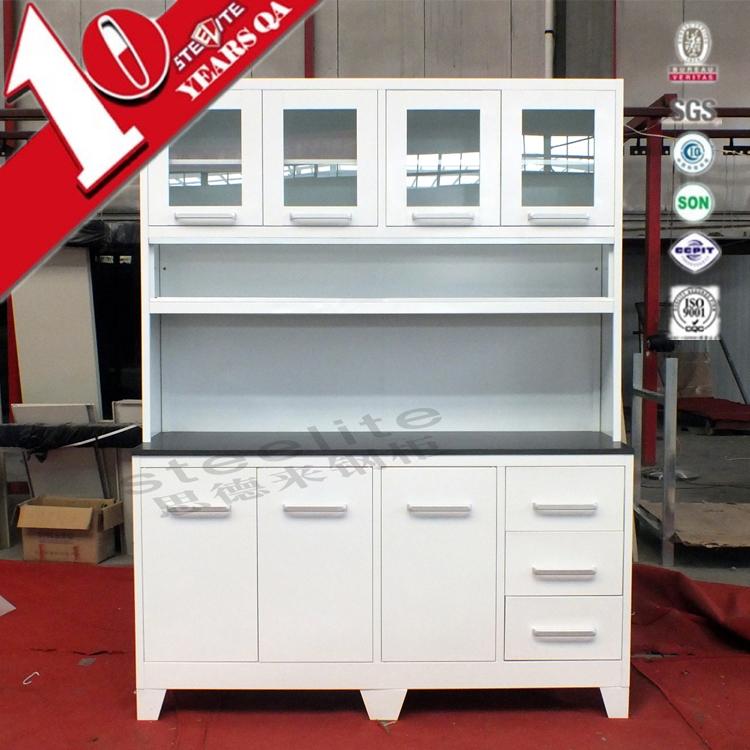 Cheap Steel Kitchen Free Standing Portable Kitchen Pantry