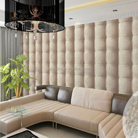 embossed wall coating pvc wallpaper special design leather pattern vinyl wall covering