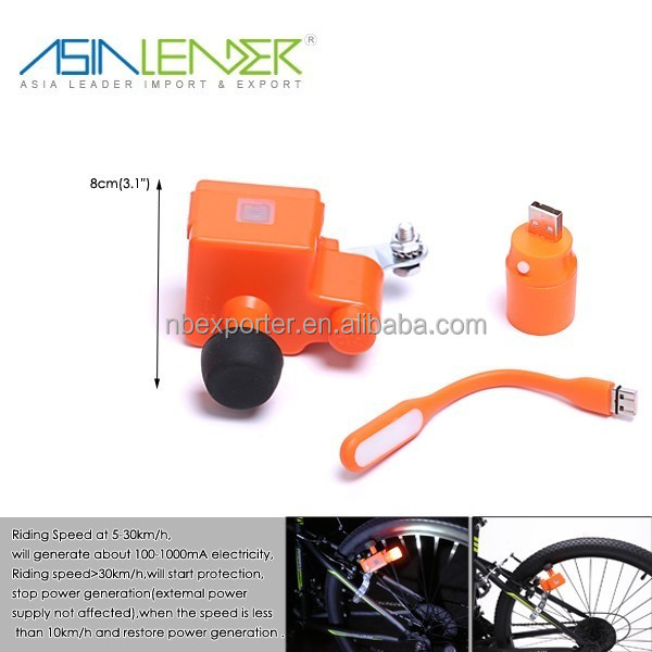 Sport BikeCharge Dynamo and Bicycle USB Charger