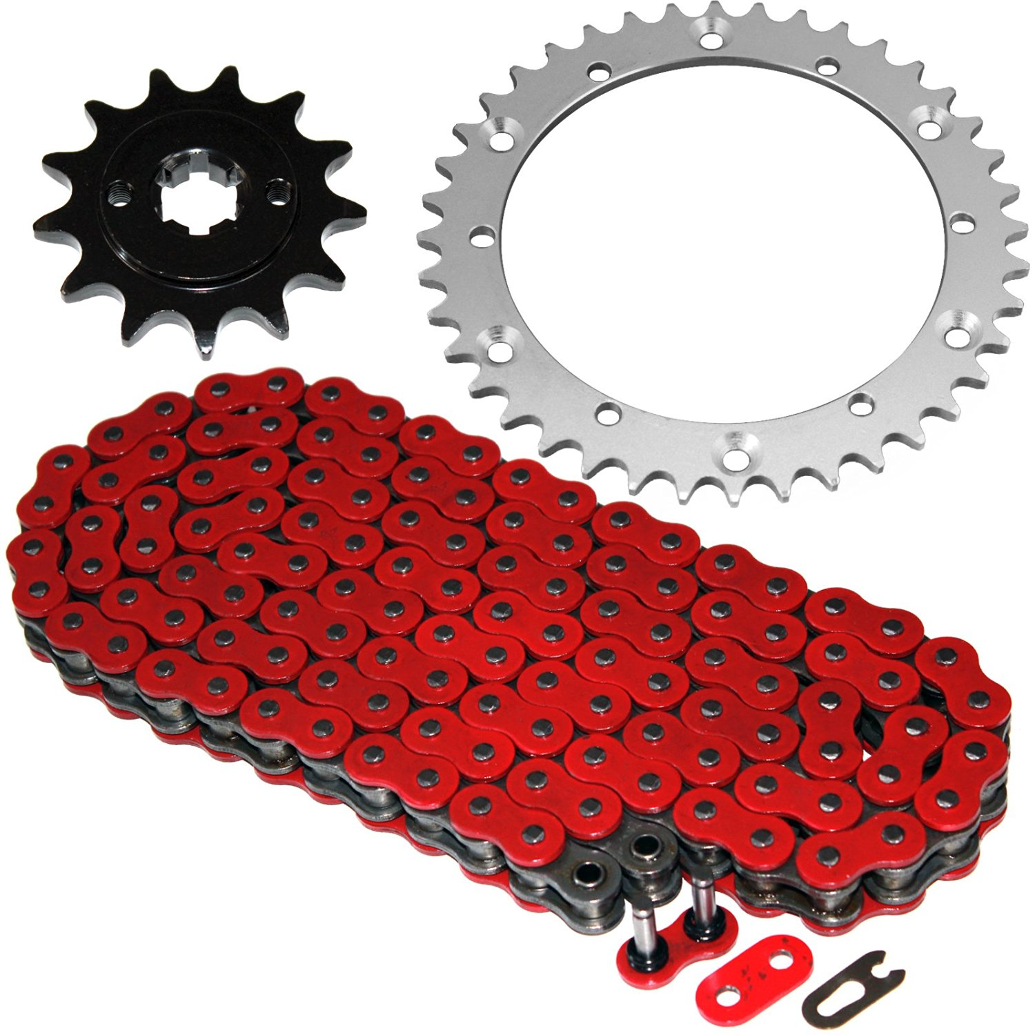 Gold Standard Chain and Sprocket Kit for Yamaha Blaster 200 YFS200 1988-2006