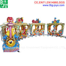 Customized children electric trains wholesale