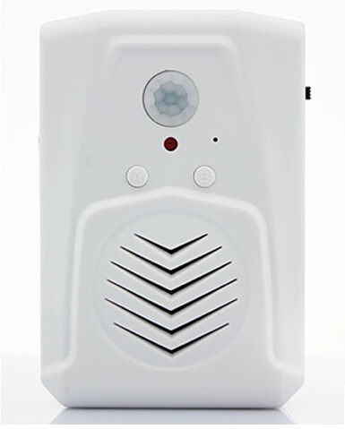 MP3 Files Free Download Wireless PIR Infrared Motion Sensor Programmable Doorbell