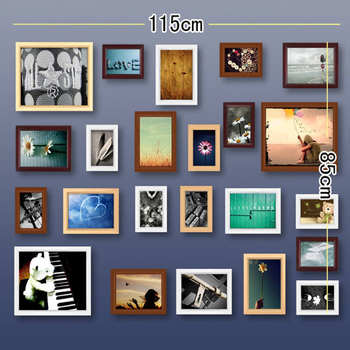 Different Types Photo Frames Wall Picture Show Pieces For Home