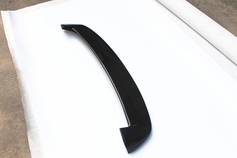 For F20 Spoiler High Quality Carbon Fiber Car Rear Wing Spoilers For F20 3D-style Spoiler 2012-2014