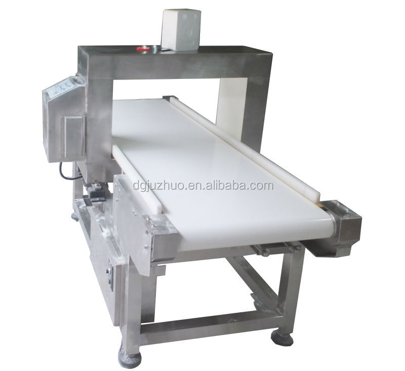 Conveyor Belt Metal Detection Device for Food Security Detector JZD-88