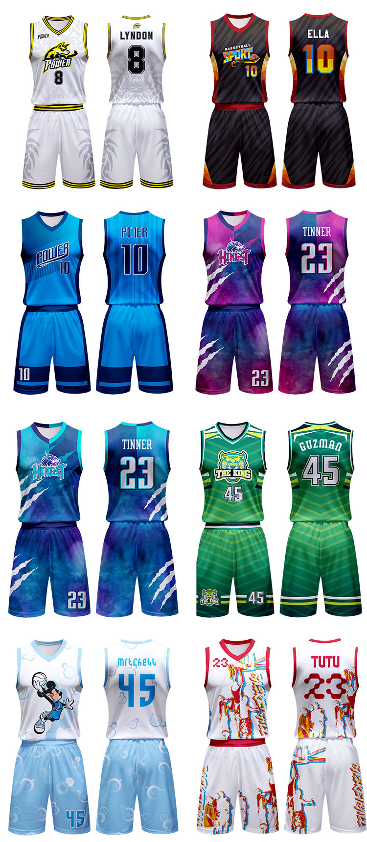 Basketball Uniform Beste Neueste Custom Sublimation Blank Reversible Dry Fit Basketball Jersey Design 2019 Günstige Großhandel China
