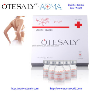 OTESALY lipolytic / skin rejuvenation solution
