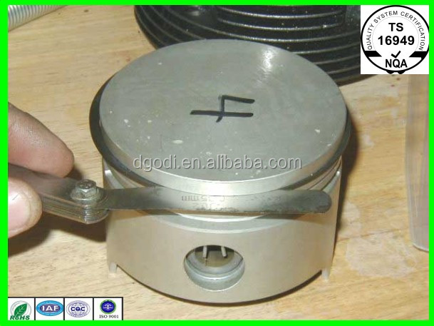 HK AA Piston Deutz 226B Diesel Engine Spare Parts
