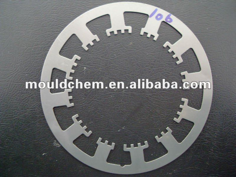 stepping motor stator laminations