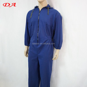 polyester cotton anti UV anti static summer cheap work coveralls