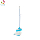 Customize High quality Iron pipe plastic broom and dustpan sets